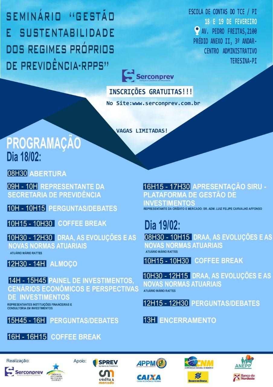 Folder Seminario RPPS